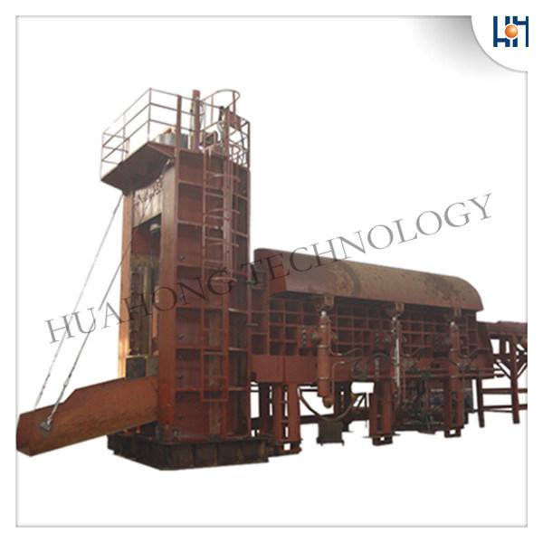 Hydraulic Steel Baling Shear Machine