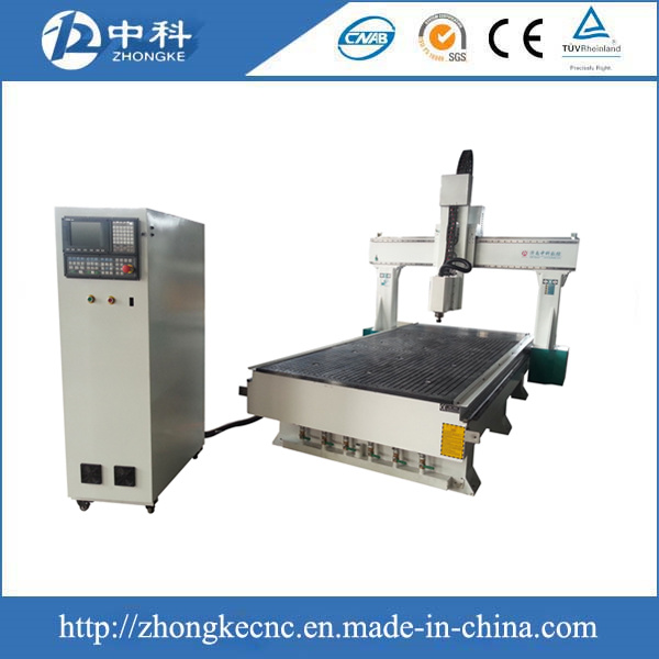 Good Quality High Performance 4 Axis CNC Router