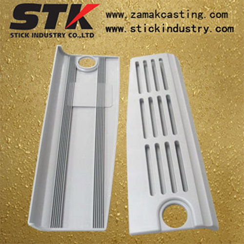 OEM Custom Plastic Air Condition Shell (STK-PL-1032)