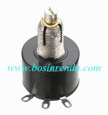 High Power Precision Single Turn Multiturn Wirewound Potentiometer (WX13-12)