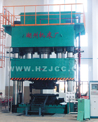 YF27 Serial Single-Action Hydraulic Press