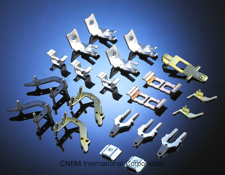 Supplier Stamping/Punching Partselectrical Terminals OEM ODM