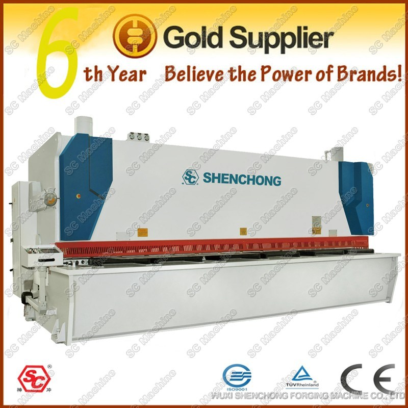 Hydraulic Shearing Machine (QC11K-12X6000)