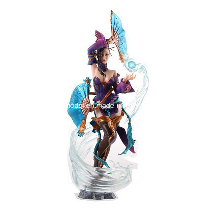 12 Inches Sexy Cartoon Resin Figure (OEM)