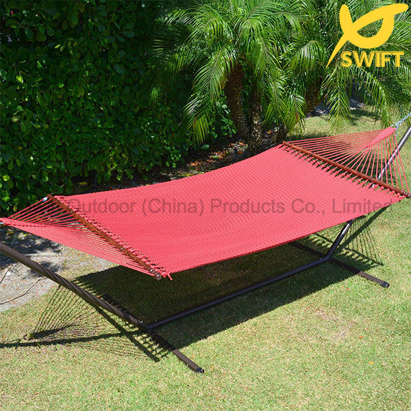 Luxury High Quality Nylon Rope Hammock