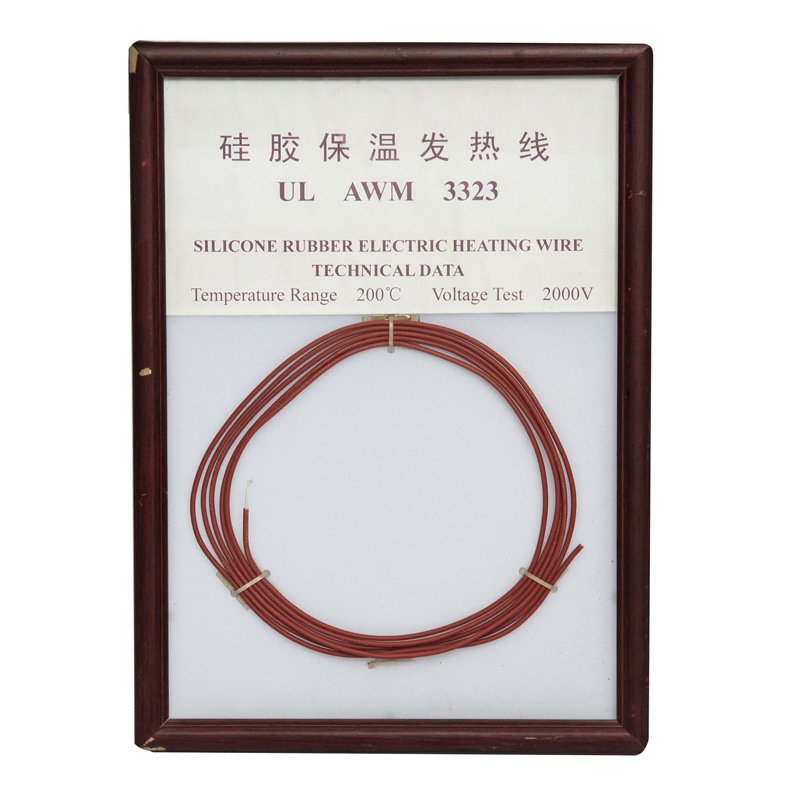 Silicone Rubber Heating Wire