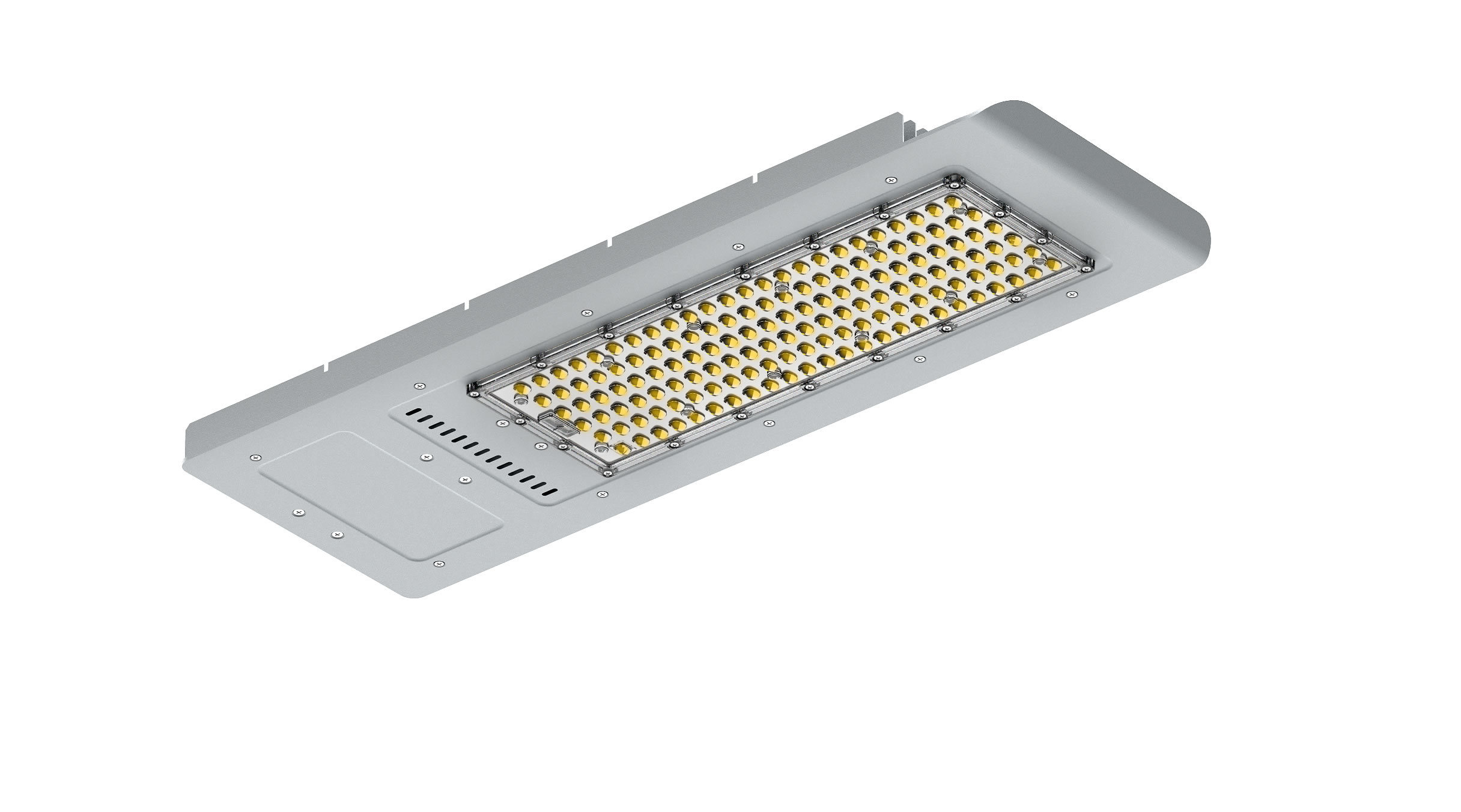 30W 40W 60W 90W 120W 150W LED Street Light All in One LED Street Light