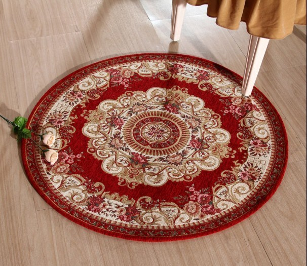 Jacquard Floor Mat, Carpets B-136