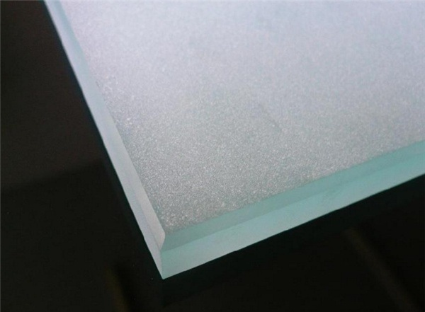 4-12mm Frosted Glass Acid Etched Decorative Art Glass for The Buliding