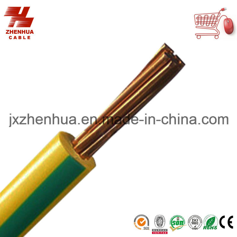 PVC Copper Core Cable 16mm From China Cable Manufacturer
