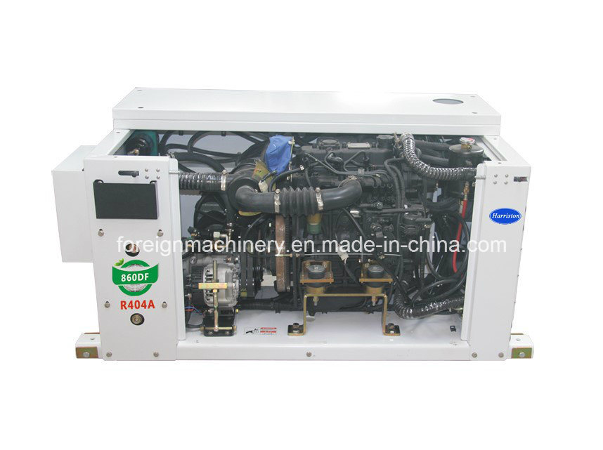 High Quality Refrigeration Units for Trucks, Food Refrigerator Van Truck for Sale