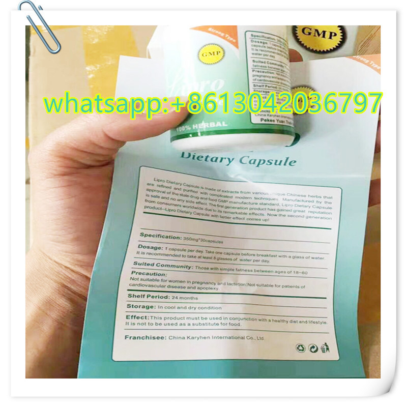 Good Price Natural Herbal Health Food Lipro Dietary Slimming Weight Capsule