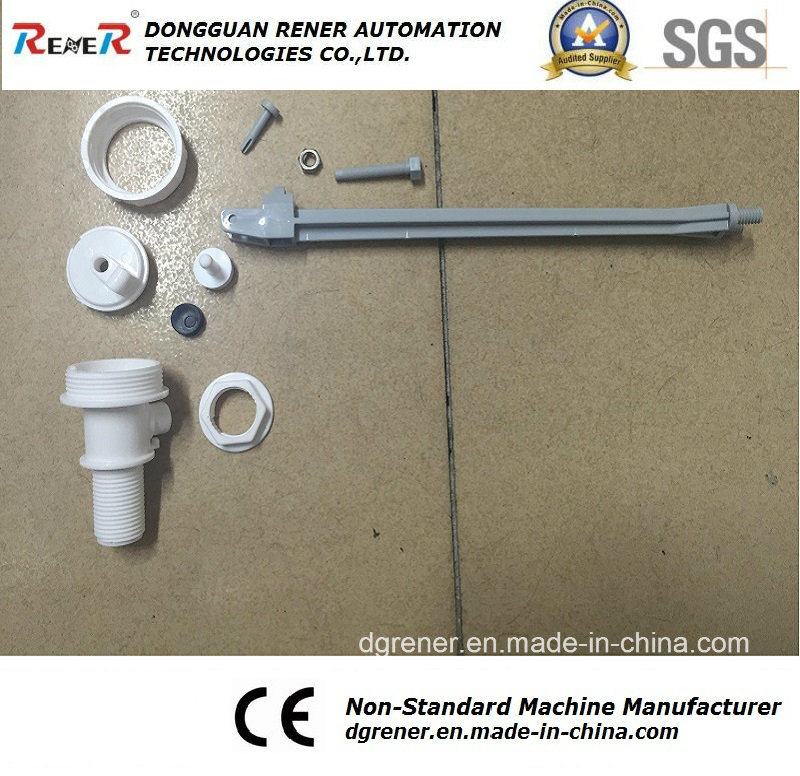 Manufacturer of Non-Standard Automation Equipment for Plastic Hardware