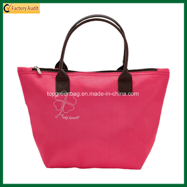 High Quality Women Zipper Nylon Tote Bags (TP-TB139)