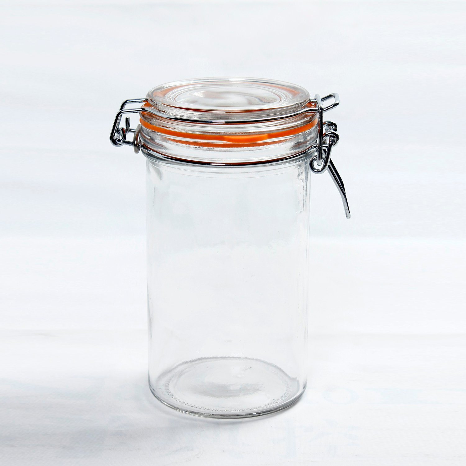 4.4oz 7.0oz 8.8oz 14.1oz Small Glass Jar Storage Glassbottle