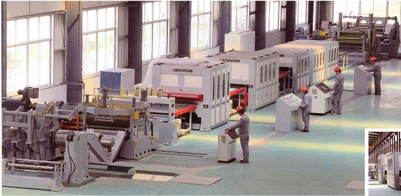 Coil-to-Coil No. 3/No. 4 Polishing Machine (COG-T3-1250-3)