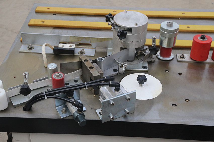 Hq50s Curve Gluing Machine /Manual Edge Banding Machine for Woodworking