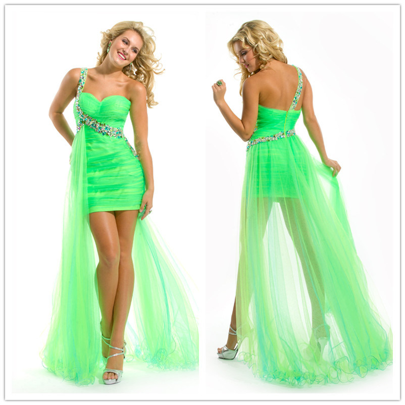 Prom Dresses With Long Back And Short Front 83