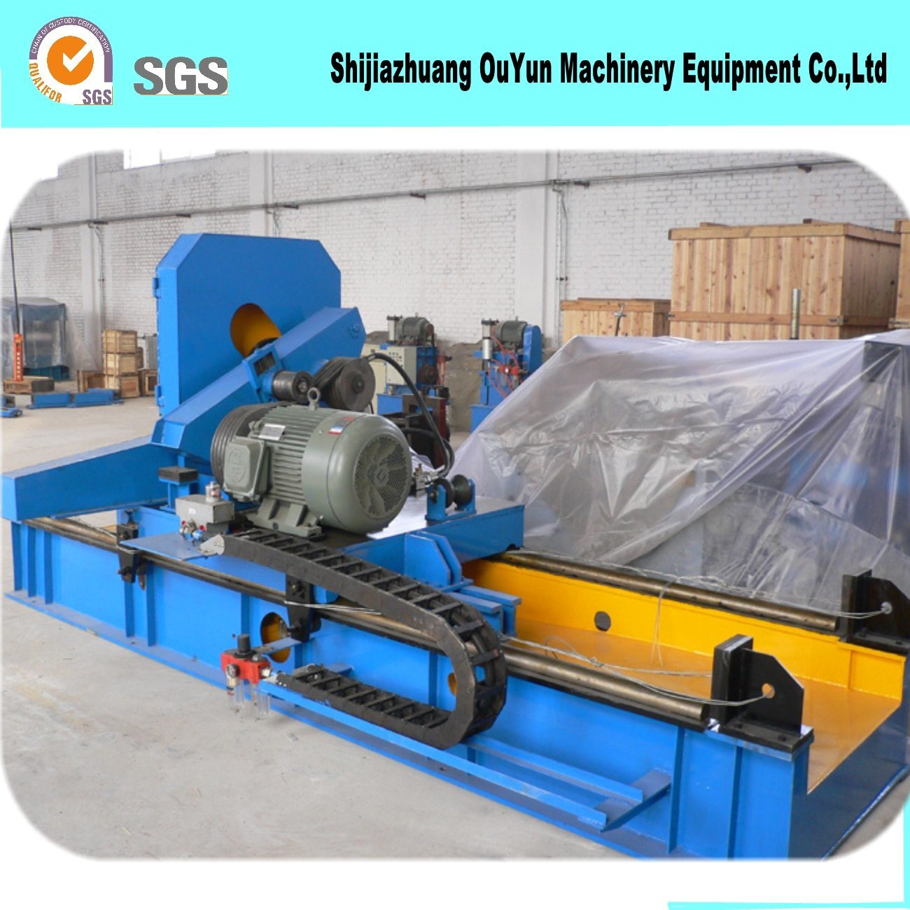 Flying Saw /Cutter of Pipe Mill Line/Welded for Cutting Pipe