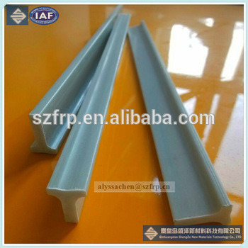 Fiberglass Products FRP Pultruded Profile T Beam