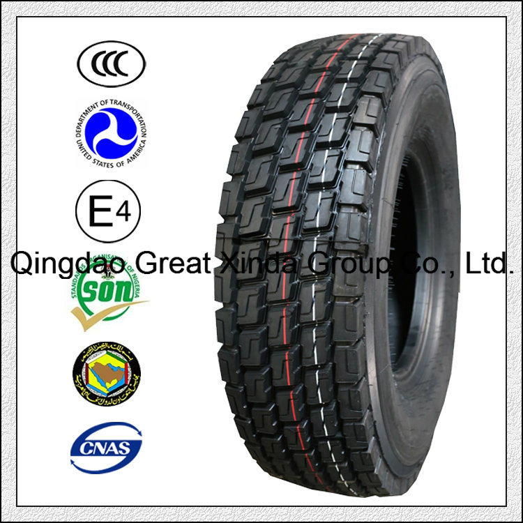 Radial Truck Tyre with Bis Tyre (10.00R20)