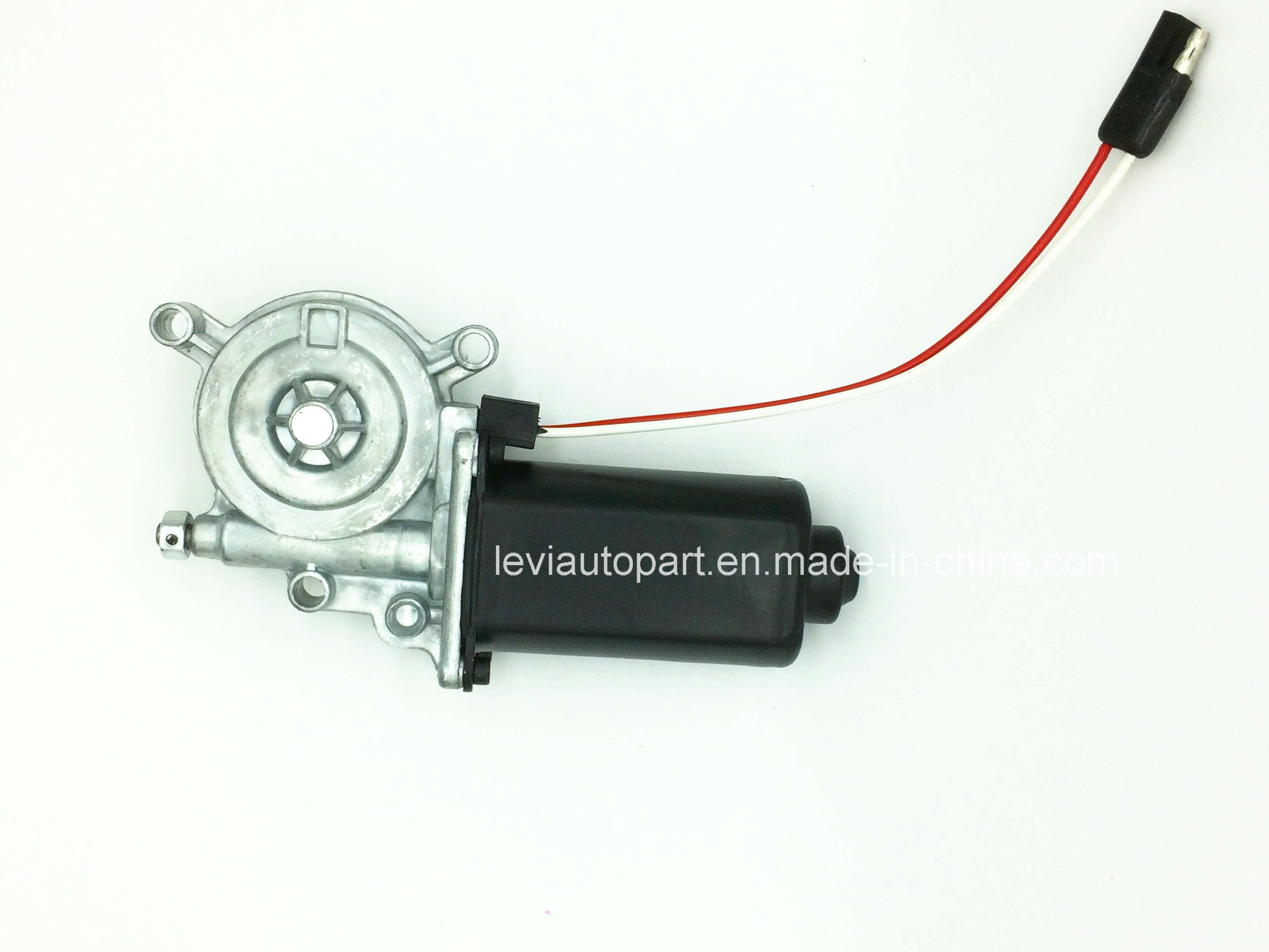 DC Motor Car Power Window Motor with 12-Tooth Gear