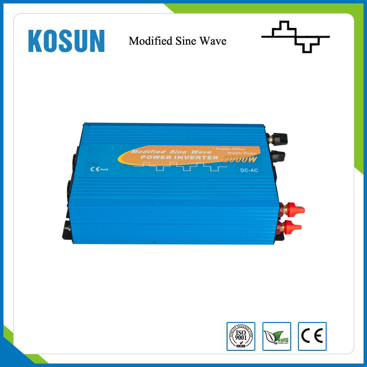 2000W Modified Sine Wave Inverter Power Supply