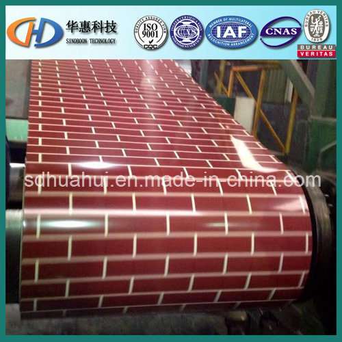 Prepainted Galvanized Steel Sheet Roofing Sheet with ISO 9001