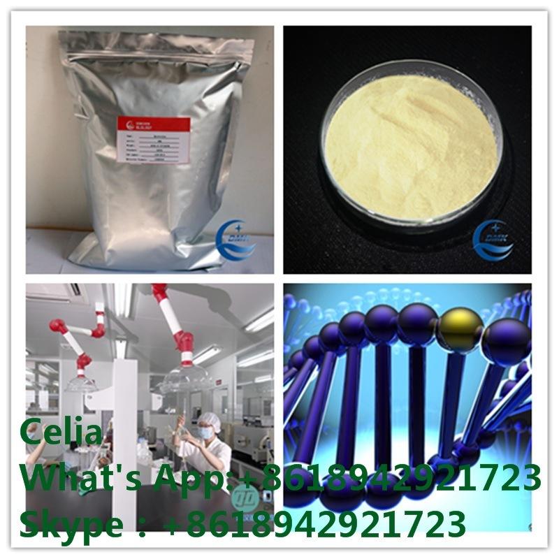 China High Purity 99.5% Finasteride Steriod Powder for Hair-Restorer CAS98319-26-7