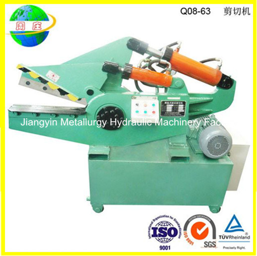 Q08-63 Hydraulic Metal Shear