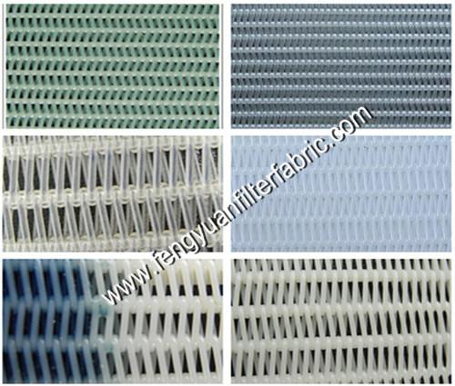 Spiral Mesh Fabric / Conveyor Belt