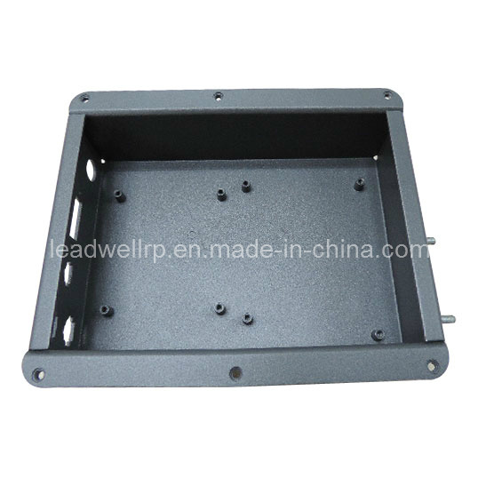 High Quality Punching Bending Sheet Metal Prototype (LW-03001)