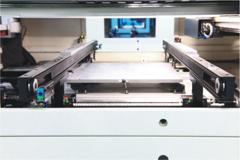 Fully Automatic Screen Printer