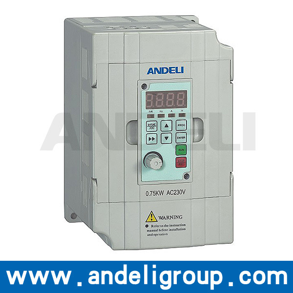 50 to 60Hz Single Phase Frequency Inverter (ADL900)