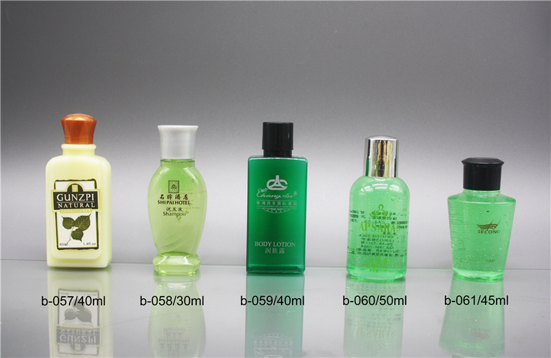 Hotel Amenities Bottle 11 Hotel Amenities Factory Shower Gel OEM