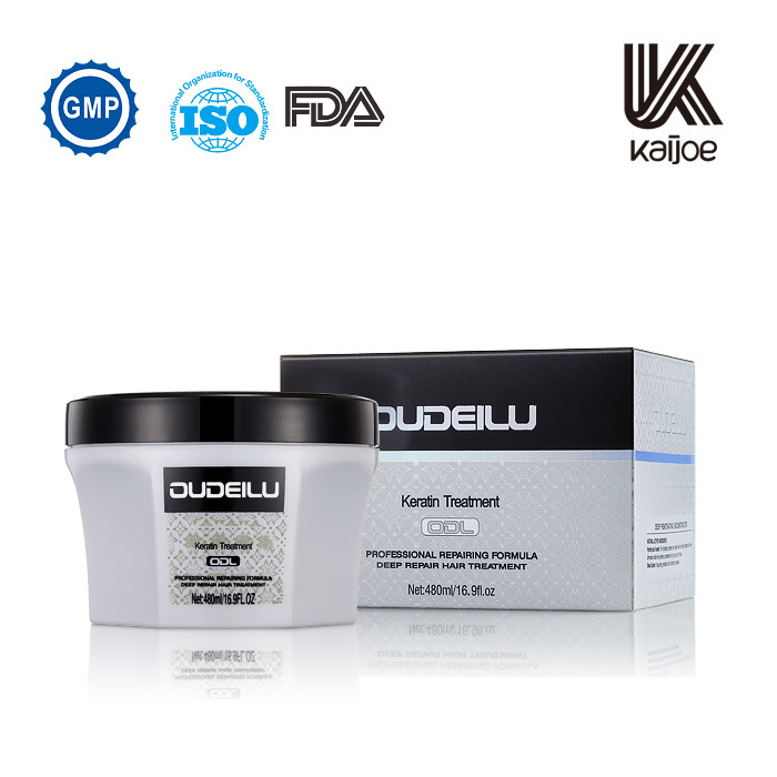 Oudeilu Keratin Effecient Revitalizing Hair Treatment