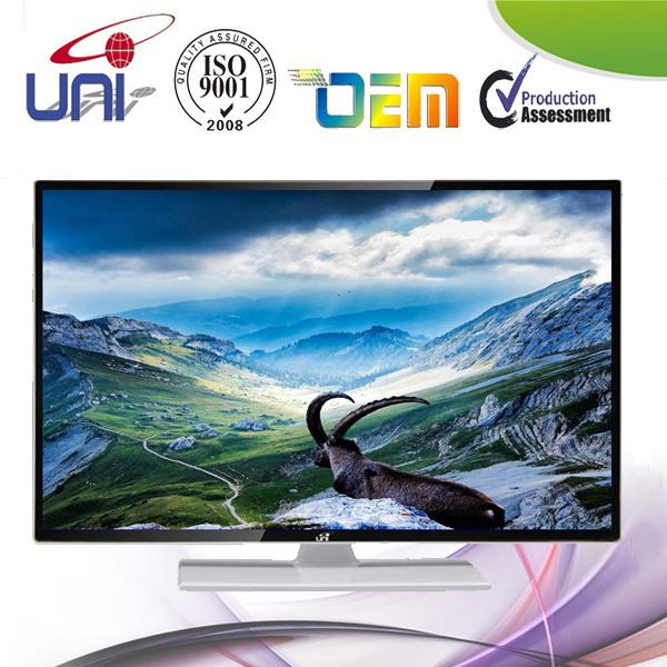 2017 Uni High Resolution HD Color E-LED TV