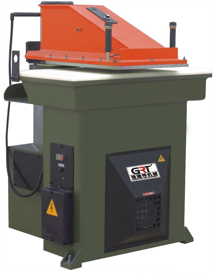 27t Hydraulic Swing Arm Cutting Machine (Cutting Press)