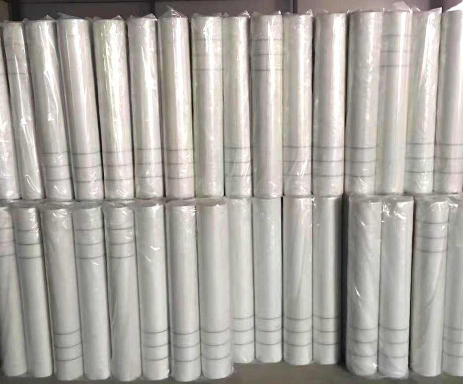 160g Fiberglass Mesh Fabric for Exterior Insulation