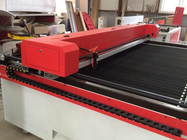 Cloth Laser Cutting Machine 1325