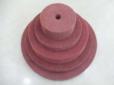 Nonwoven Unitized Wheels, Non-Woven Polishing Wheel