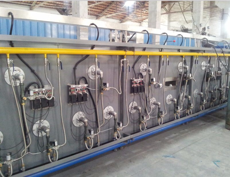 Gas Electric Diesel Tunnel Oven