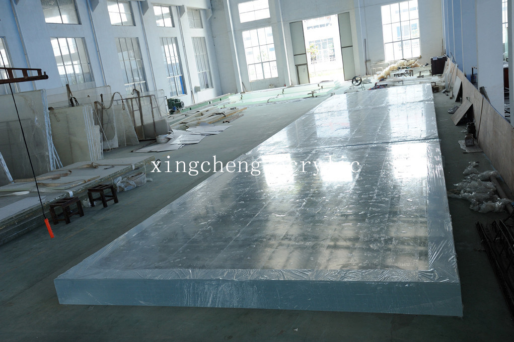 China hot sale large acrylic sheet for aquarium photos for Acrylic fish tanks for sale