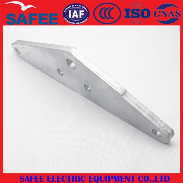 China Triangle-Shaped L Type Yoke Plate - China Electric Equipment, Electric Accessory