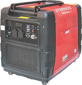 Portable Power by Honda Gasoline Inverter Genset (SF5600)