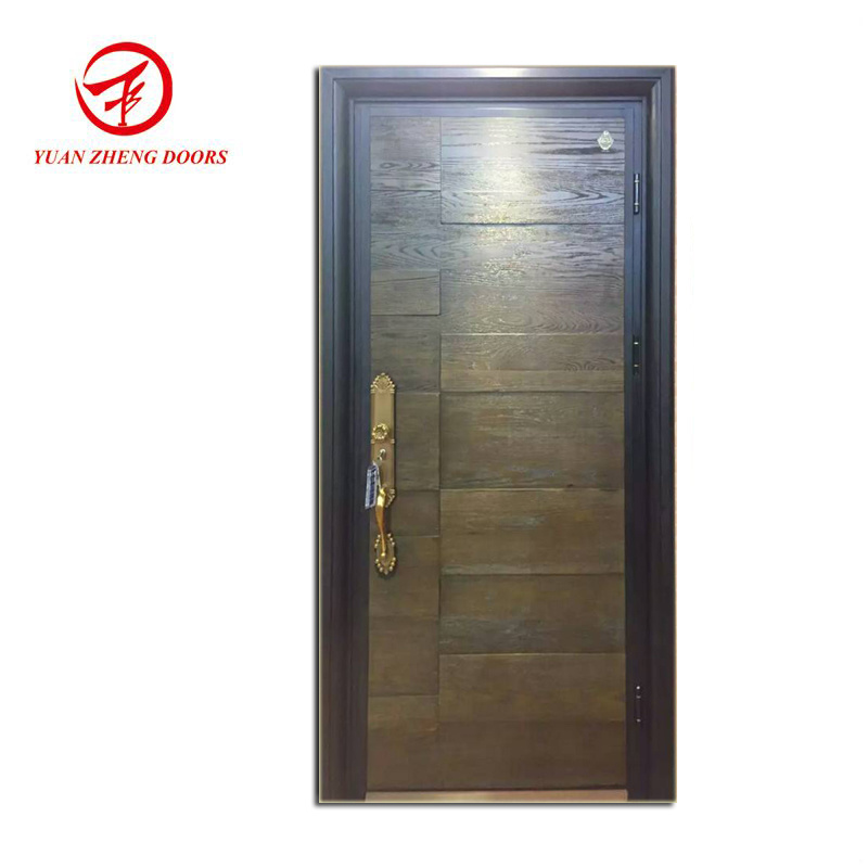 Yongkang City Industry Steel Security Door for Europe