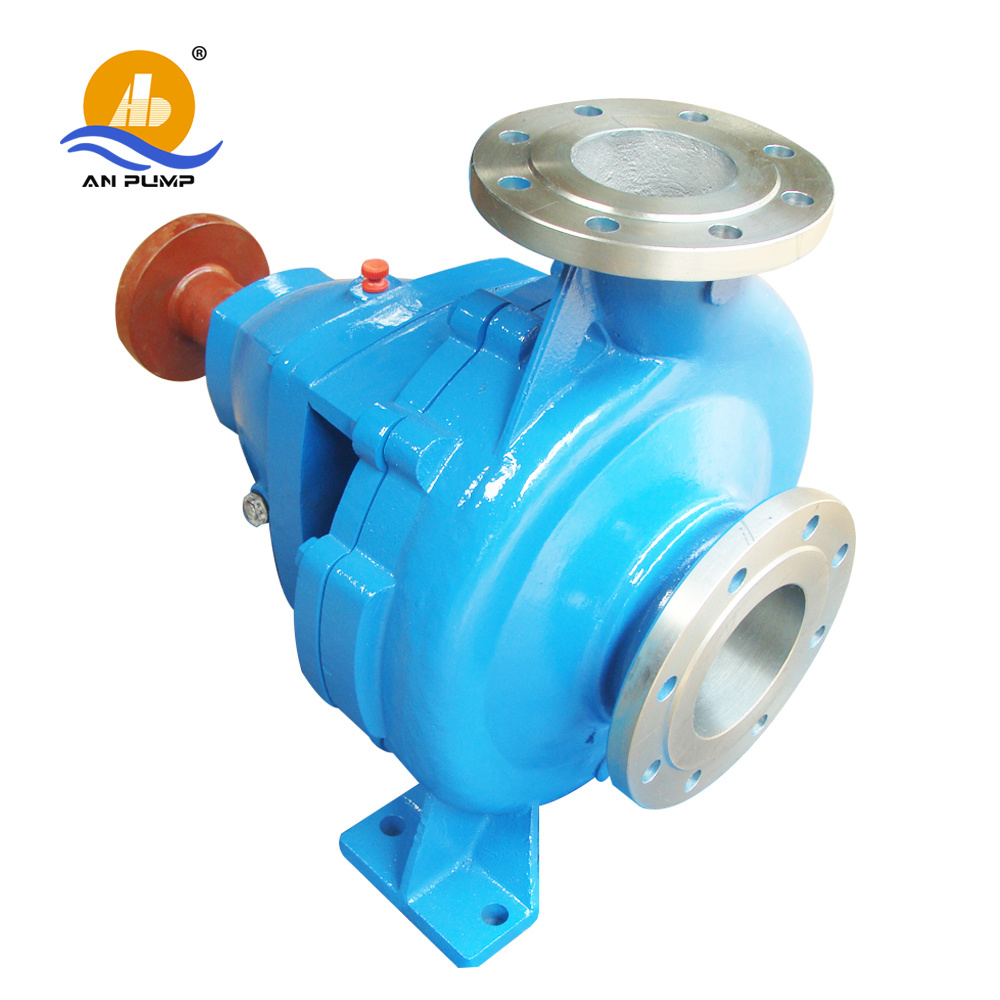 Horizontal Stainless Steel Chemical Process Pump