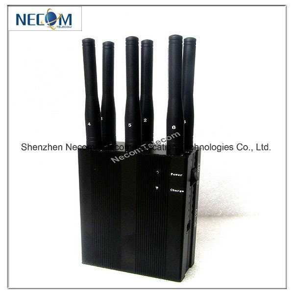 Adjustable Signal Jammer