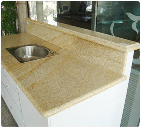 High Quality Natural Granite Countertops, Kitchen Countetop