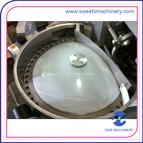 Wrapping Machinery PVC Packaging Automatic Candy Wrapping Machine